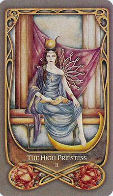 SIMBOLOGÍAS: La Suma Sacerdotisa - Arcano II