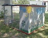 Chicken Tractors & Mobile Chicken Coop Designs - BackYard Chickens Community