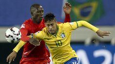 La vuelta de Neymar ha preocupado a más de uno para el choque del Perú vs. Brasil, por la Eliminatorias rumbo a Rusia 2018. La máxima estrella de la 'Canarinha' cumplió sus cuatro fechas de sanción y estará en el once del equipo de Dunga para el partido del 17 de noviembre. Octubre 31, 2015.