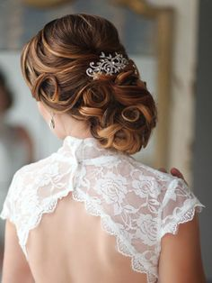 Acconciature sposa 2015: le piu belle Foto e idee - Beautydea
