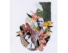 """Echa un vistazo a mi proyecto @Behance: """"""""Entre camas y comas"""" Ilustraciones para El Espectador"""" https://www.behance.net/gallery/65450953/Entre-camas-y-comas-Ilustraciones-para-El-Espectador collage By Tania Bernal"""