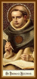 St. Thomas Aquinas was one of the most significant political thinkers in history. His work serves as a bridge between the classical Aristotelian and Christian traditions.
