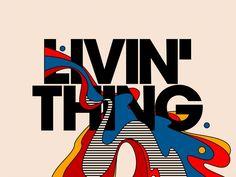 Dwayne Gretzky: Typographic Album Covers by Studio io Graphic Design Company, Graphic Design Print, Graphic Design Typography, Graphic Design Illustration, Logo Design, Design Illustrations, Character Illustration, 90s Design, Graphic Design Books