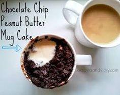 ผลการค้นหารูปภาพสำหรับ brownie mug cake recipes