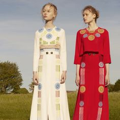peter pilotto red and white