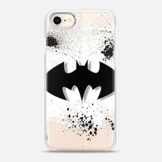Casetify iPhone 8 Snap Case - Batman by Li Zamperini Art