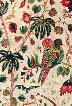 indian chintz fabric - Google Search