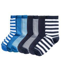 H&M 7-pack Socks $12.95