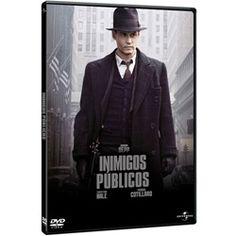 DVD Inimigos Públicos