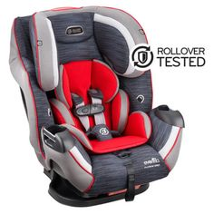 Evenflo-Platinum-Symphony-LX-All-In-One-Convertible-Car-Seat-Delmar