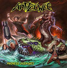 brutalgera: Antipeewee - Madness Unleashed (2015), Thrash Meta...
