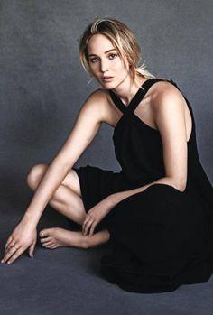 Jennifer Lawrence for Dior // 2017 photographed by Sebastian Kim