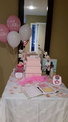 Tiffany & Co. Baby Shower Party Ideas | Photo 8 of 37