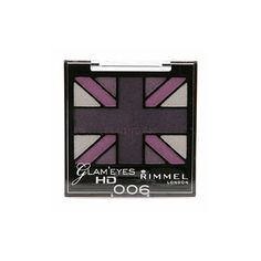 My favourite eye shadow. Is it not being produced, anymore, but my favourite e-shop still sells it. Thanks God. :-)