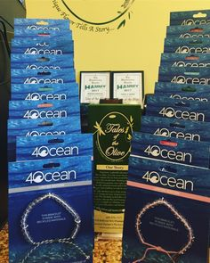 We now carry 4Ocean Bracelets!! Stop in and get one or two today. Each bracelet purchased pulls one pound of trash from our beautiful Oceans and Coastlines everyday...saving Sea Turtles Sharks Whales and more. Each bracelet is made from recycled glass and plastics and come in many exotic colors!! Stop in Today!! Open 11-5 #4ocean #beautifuloceans #oceanside #oceans #seacreatures #ourfriends #turtles #seaturtles #sharks #whales # # # # #