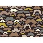 tissu moustache #2