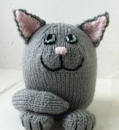 Shelf Cat Pattern from Craftsy: