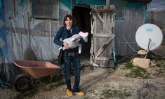 Raped, beaten, exploited: the slavery propping up Sicilian farming Thousands of female Romanian farm workers are suffering horrendous abuse. Nicoleta Bolos and her baby daughter in Ragusa province. Romanian Men, Create A Magazine, Forced Labor, Human Trafficking, Sicilian, The Guardian, 21st Century, Farming, Human Rights