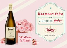 Gana una botella vino Protos Verdejo