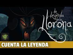 El Origen de La Leyenda de la Llorona - YouTube Spanish, Childhood, Education, Youtube, Movie Posters, Activities, Spanish Culture, La Llorona, Day Of The Dead