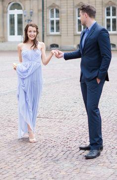 Wedding guest & graduation outfit ideas. Blue off-shoulder maxi dress by Asos. Blue Cinderella dress. The Fashion Rose. Wedding guest couple. Blue off-shoulder bridesmaid dress. http://www.thefashionrose.com/2016/07/wedding-guest-graduation-outfit-ideas-blue-off-shoulder-maxi-dress.html