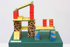 Expo-atelier : Les cabanes d'Aurélien Débat