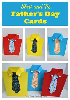 shirt+and+tie+fathers+day+cards_pinterest.jpg (700×1000)