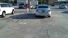 Still can't park