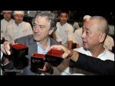 Sushi, De Niro and Nobu: the Winning Combo