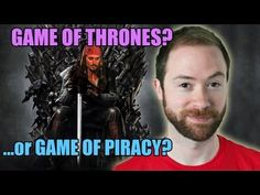 Is Piracy Helping Game of Thrones? | Idea Channel | PBS // I'm pretty sure I could not care less about Game of Thrones but I am definitely interested in anything about piracy. Lots of interesting numbers. -pixypi
