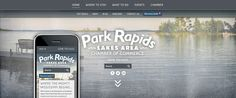 #parkRapids #travelMN #BeyondMN #redesign #responsive New site ready to go up against the new #googlealgorithm