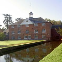 Whitchurch Silk Mill. The silk for Princess Diana's wedding dress was made here.