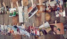 ¿Quieres algunas ideas para colgar fotos de la familia? En un artículo anterior os mostramos cómo decorar con fotos en la pared, ahora vamos a ser más...