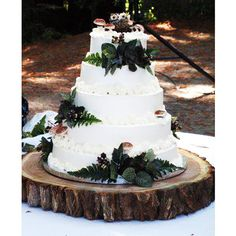 44 Best Rustic Wood Cake Stands Images In 2015 Wedding Cake Stands