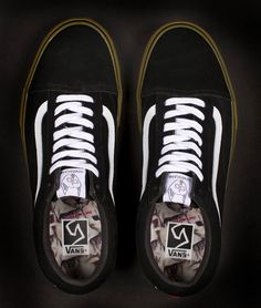 Odd Future x Vans Syndicate Old Skool