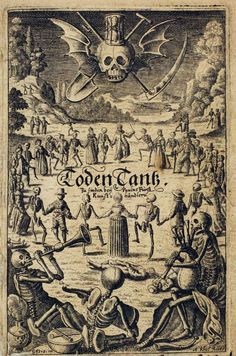 Death's Dance by Hans Holbein