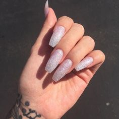 Pin by my nail art ideas on nailart fashion shape in 2019 unghie glitter,. Long Square Acrylic Nails, Cute Acrylic Nails, Square Nails, Acrylic Nail Designs, Dope Nails, My Nails, Bling Nails, Bling Bling, Gorgeous Nails