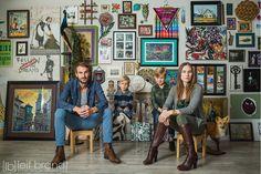 Leif Brandt Photography | A Few Recent 2012 Families - Leif Brandt Photography