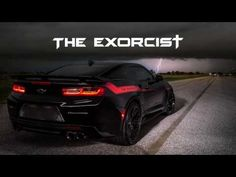 """Watch Hennessey's 1,000-HP Chevy Camaro ZL1 """"The Exorcist"""" Do an Insane Burnout - The Drive"""