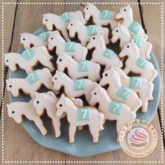 Horse cookies Paarden koekjes