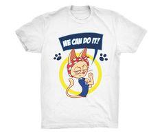 We Can Do It  Shirt #feminism #feminist #shirt #girlpower #equality #girly #women #sassy #gender -- Feminist Wave