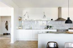 my scandinavian home: A beautifully designed Malmö apartment