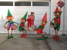 DIY Santa Elves...tutorial #Christmas