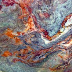 Louise Blue - Granite Blue Granite Countertops, Granite Slab, Kitchen Countertops, Stone Slab, Marble Stones, Marble Staircase, Kitchen And Bath Design, Creative Home, Natural Stones