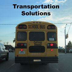 Charter school parents band together for transportation solutions   San Antonio Charter Moms