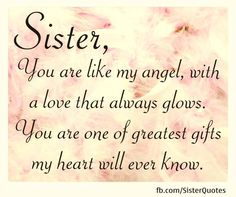 Image result for quotations about sisters