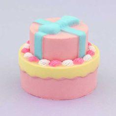 Present Cake Squishy