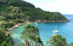 Puerto España-Trinidad yTobago-Amèrica Central
