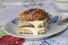 Cukiernia Pychotki: Serowe cappucino bez pieczenia