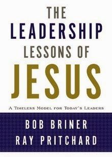 The Leadership Lessons of Jesus  by Bob Briner, Ray Pritchard   http://www.faithfulreads.com/2014/11/saturdays-christian-kindle-books-late_29.html